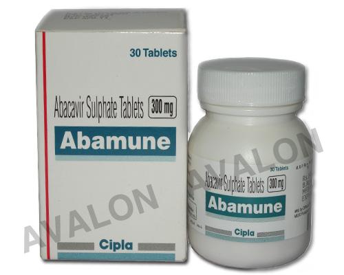 Abamune Tablets