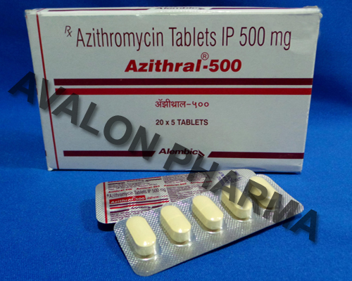 Azithral Tablets