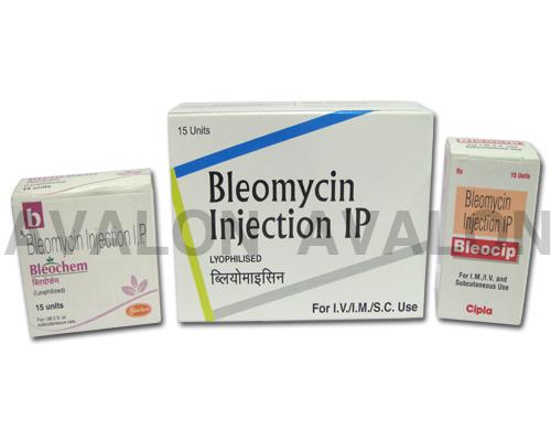 Bleomycin Inj
