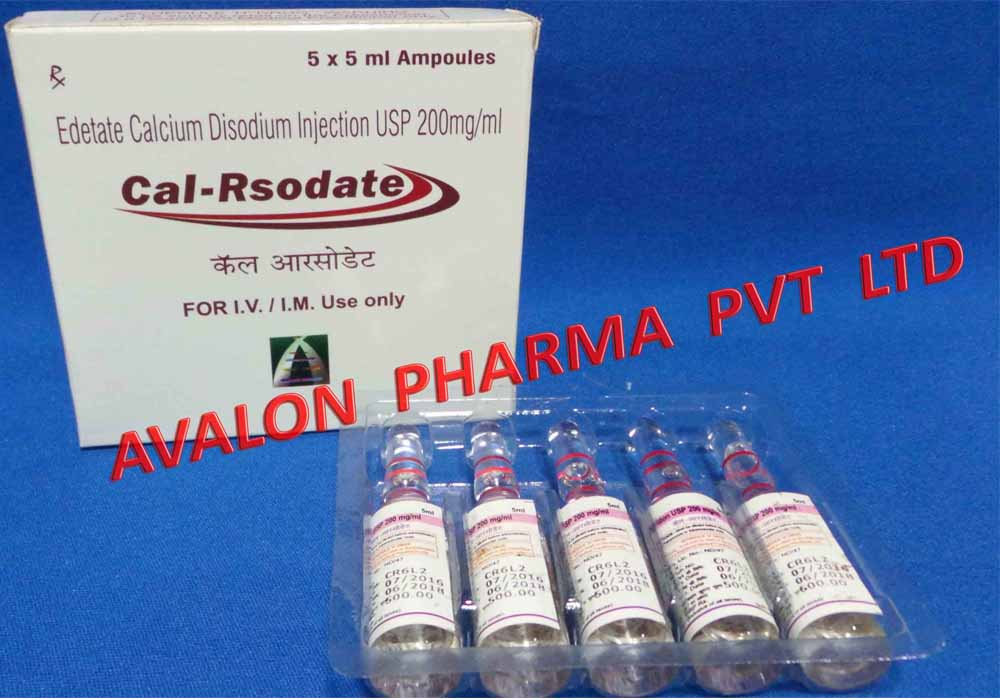 Cal Rsodate injection