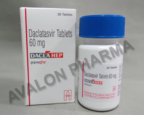 Daclatasvir - DACLAHEP