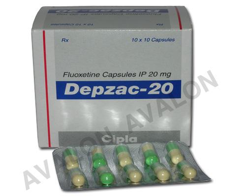 Depzac Capsules