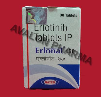 Erlotinib - Erlonat