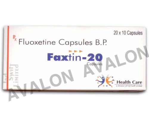 Faxtin Capsules
