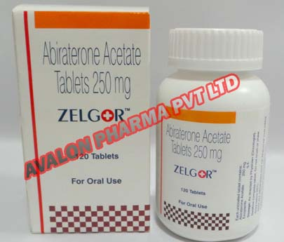 Abiraterone Acetate - Zelgor tablets