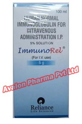 Human Immunoglobulin injection