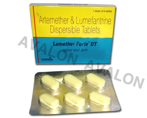 Lumether Forte DT Tablets