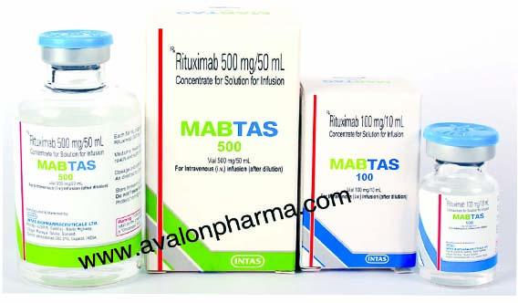 Rituximab - MABTAS