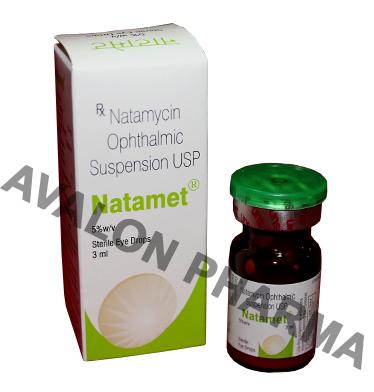 Natamet Eye Drops