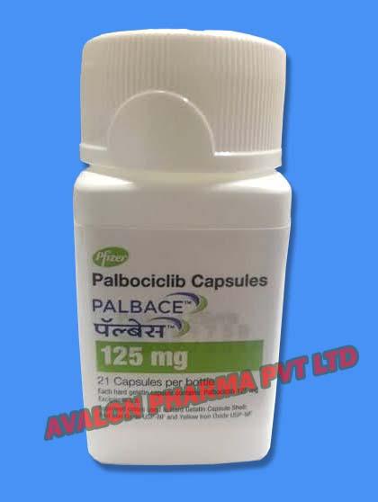 Palbace 125mg - Palbociclip