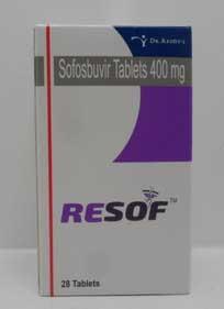 Sofosbuvir 400mg - Resof
