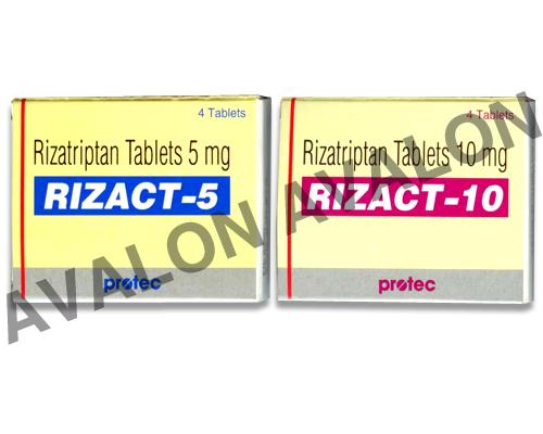 Rizact Tablets