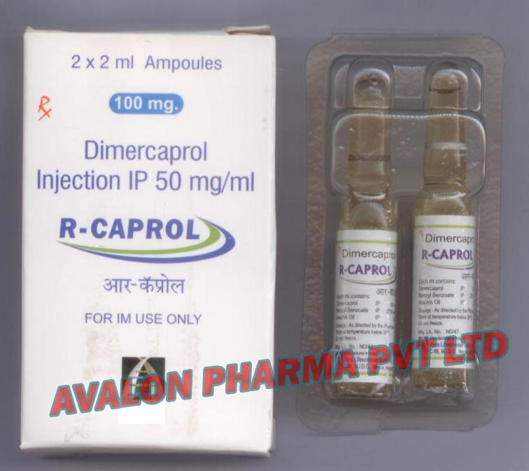 Dimercaprol Injection