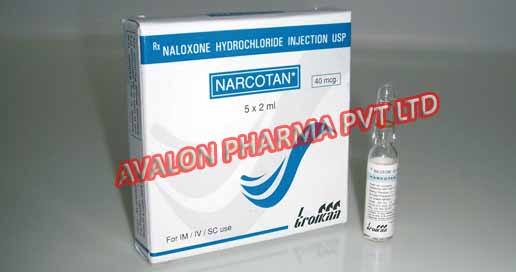 Naloxone Injection