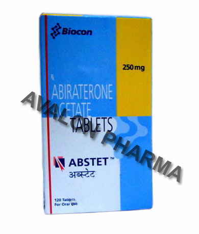 Abiraterone - Abstet tablets