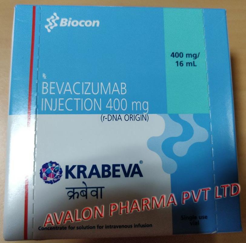 Bevacizumab - Krabeva