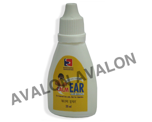 Calm Ear Drops