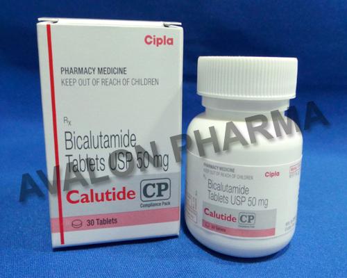Bicalutamide - CALUTIDE