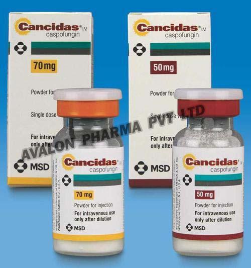 Cancidas Caspofungin Injection