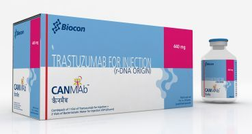 Trastuzumab - CANMAb