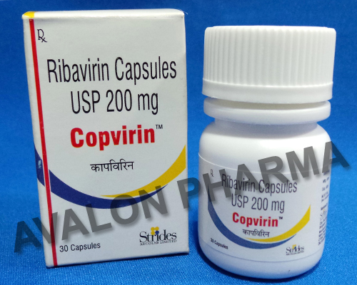 Ribavirin - Copvirin 200mg
