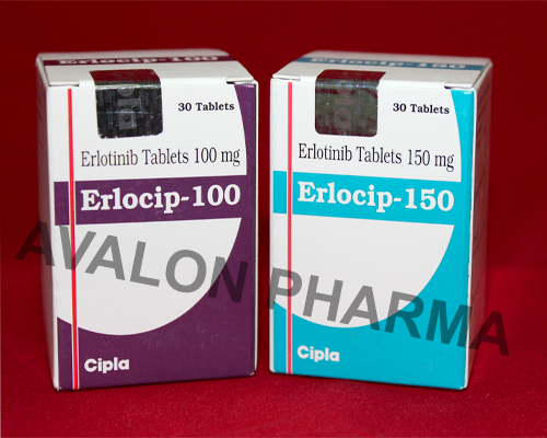 Erlotinib - Erlocip
