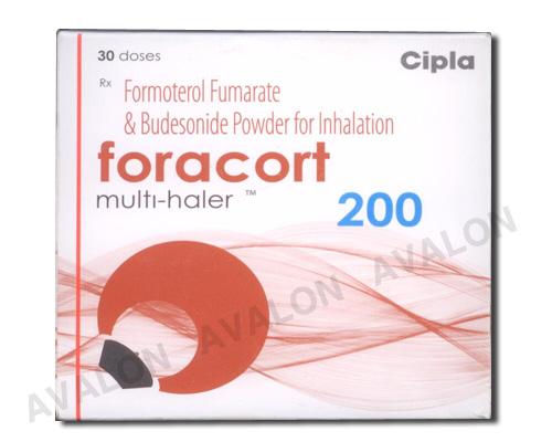 Foracort Multihaler