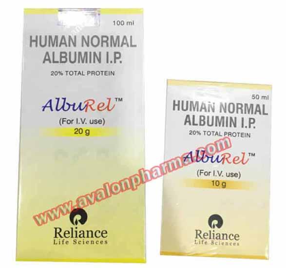 Human Albumin injection
