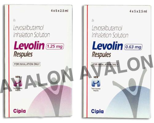 Levolin Respules