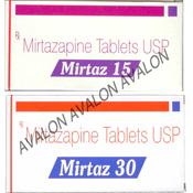 Mirtaz Tablets