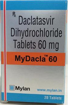 Daclatasvir - MyDacla