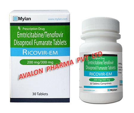 Emtricitabine and Tenofovir Disoproxil Fumarate