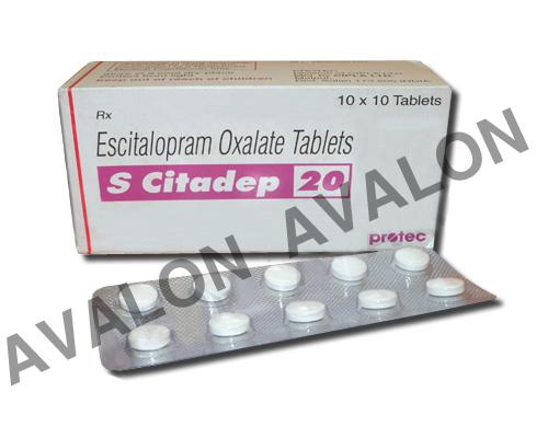 S Citadep Tablets