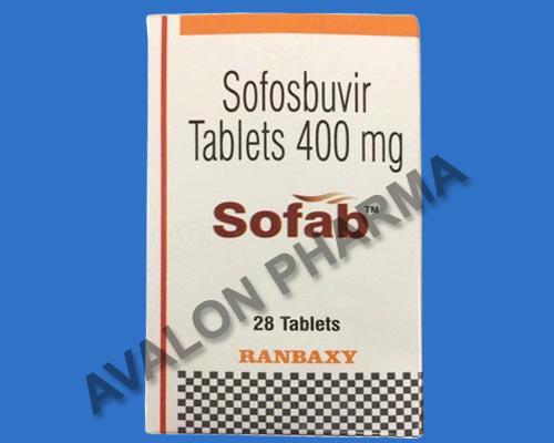 Sofosbuvir 400mg - Sofab