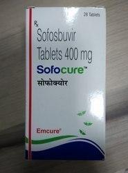 Sofosbuvir 400mg - Sofocure