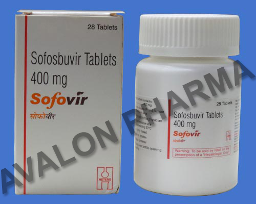 Sofosbuvir 400mg - Sofovir