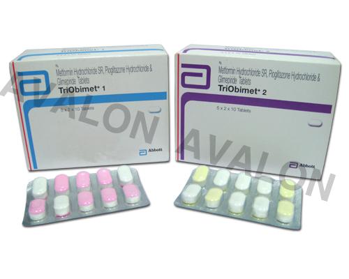 TriObimet Tablets