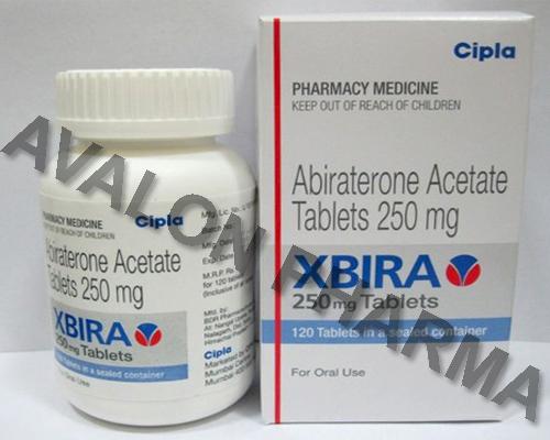Abiraterone - XBIRA tablets