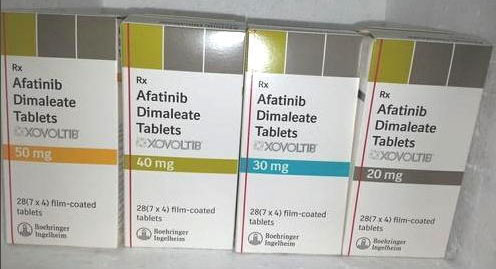Xovoltib (Afatinib) tablets