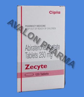 Abiraterone - Zecyte tablets