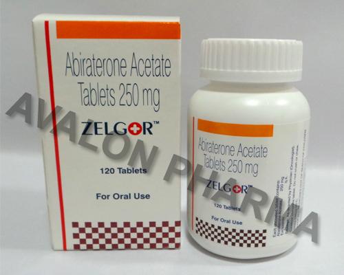 Abiraterone - Zelgor tablets
